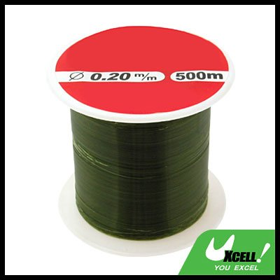Brand New Fish Fishing Spool Line 500m Size 0.20mm