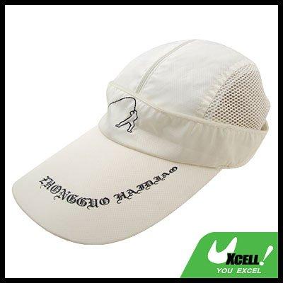 Vintage Super Fisherman Fishing Mesh Trucker Hat Cap
