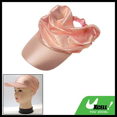 Girls Fashion Sun Hat Soft Cloth Fishing Cap Portable