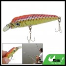 Fishing Lure Floating Fish Bait With Triple Hooks