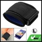 Neoprene Sports Velcro Fasten Wrist Support Protector