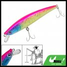 4.5 Inch Colorful Fish Lure Fishing Bait Tackle Hooks