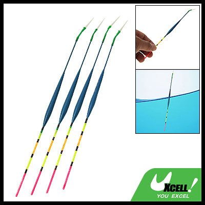 4 Fishing Accessories Bobbers Floaters 8.5 Inch