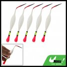 5 Pcs Fishing Float Floater Bobber