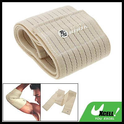 Vecro Fasten Elastic Sports Bandage Binder Protector