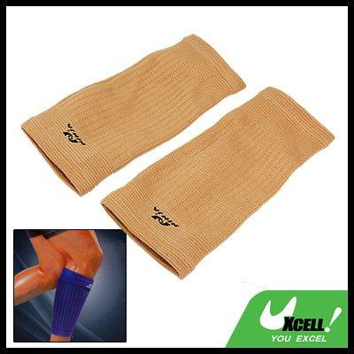 Elastic Sports Crus Wrap Support Brace Protector 2PCS