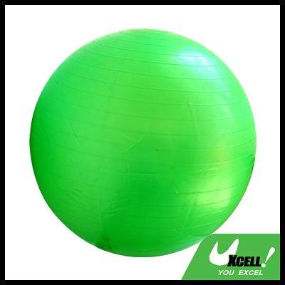 Fitness Exercise Yoga Gym Ball - - Green@