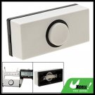 Wall Mount Mini Doorbell Cover Plate Button Switch