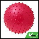 Relaxing Body Exercise Massage Ball Red Spike Massager