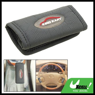 Auto Car Gray Soft Hand Brake Cover (KK-303)