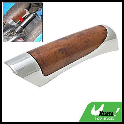 Walnut Car Universal Plastic Hand Brake Handle Cover