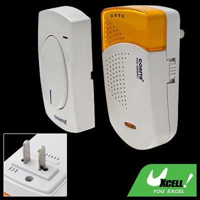 Wireless Remote Control Doorbell Chime Door Bell 220V