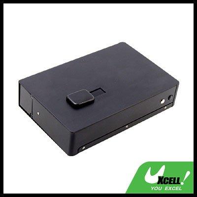 TRAVEL Aluminum Hard Cigarette Case Box 12 Cigarettes