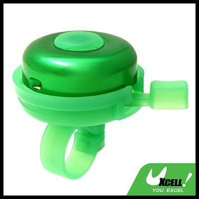 Classic Bike Bicycle Bell Green
