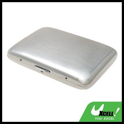 Metal Steel Cigarette Box Case Holder 16 Pieces