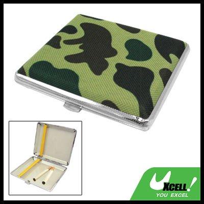 Mini Army Camouflage Design 18 Cigarette Case Holder
