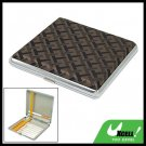 Elegant Metal Hard Case Cover Holder for 20 Cigarette