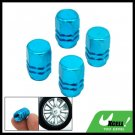 4 PCS Tyre Tire Valve Stem Covers Caps for Car Auto