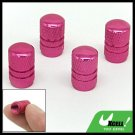 4 PCS Alloy Car Auto Tyre Tire Valve Stem Covers Caps