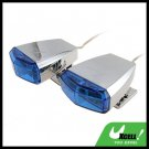 Car Auto 16 Blue LED Decorative Day Lamp Light(SW-3019)