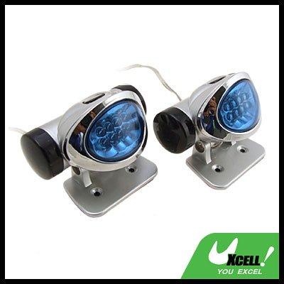 16 LED Car Auto Decorative Day Light Lamp