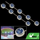 Super Bright 8 Car Auto Decorative 3 LED Side Light Lamp 12V (SL-319)
