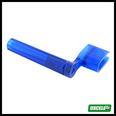 High Quality  Guitar String Winder - Transparent Blue