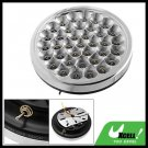 Colorful Car Auto Interior Roof 37 LED Round Light Lamp (AC-1914)