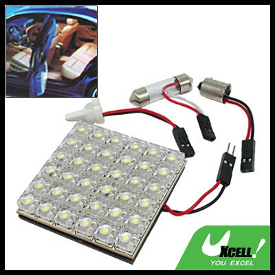 Replacement 36 LED Bulbs for Car Auto Interior Dome Light Lamp