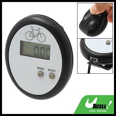 Bike Bicycle LCD Cycle Computer Odometer Speedometer