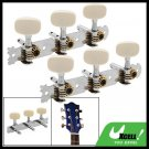 2 x 3 On Plate Guitar Tuning Keys Pegs Machine Tuner Heads