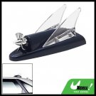 Car Decorative Wind Power Shark Fin LED Lamp Light