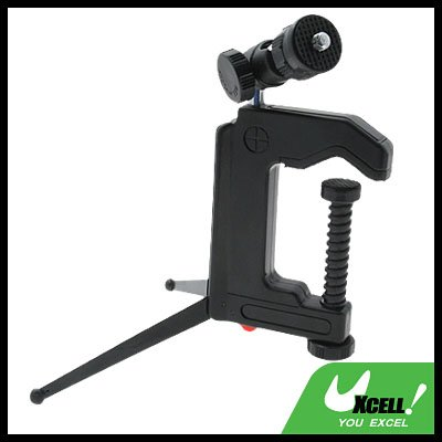 Multifunctional Mini Clamp Tripod for Camera Camcorder QK200 ***/