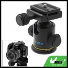 Professional Tripod Ball Head Camera Ballhead TV254