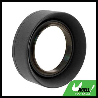 Size 49mm Camera Lens Hood for Canon Nikon
