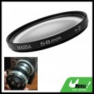Close-up Attachment 58mm Lens f500mm Filter +2 for Nikon Canon Camera