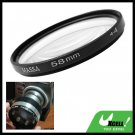 58mm +4 Close-up Attachment Lens f1000mm Filter for Nikon Canon Camera