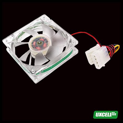 PC Case Cooling Fan - DC Brushless Fan with Sleeve Bearing