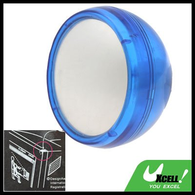 New Blue Rear View Mirror Blind Spot Car Computer Monitor