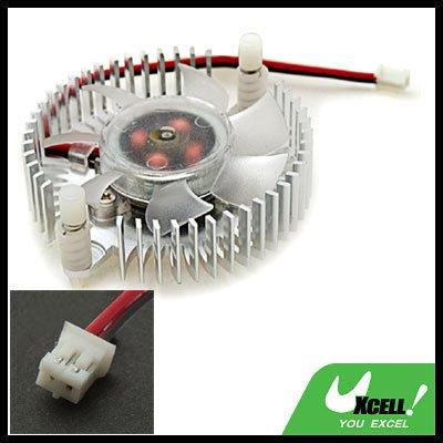 PC VGA Video Card Heat sinks Cooler Cooling Fan