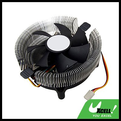 Aluminium Cooling CPU Fan For AMD
