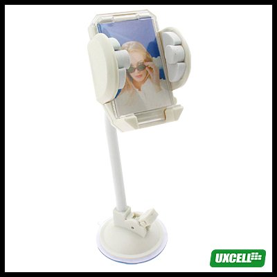 Car Holder for Video iPOD PDA Smartphone Mobile Phone - White
