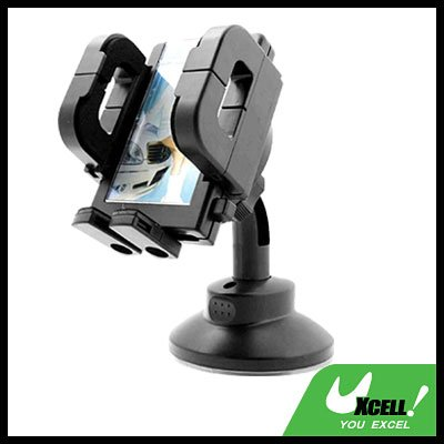 Universal Car Windshield Mount Holder for iPod GPS PDA MP4