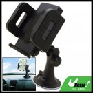 Black Car Universal Windshield Mount Holder for Phone PDA GPS