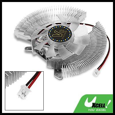 Wing Shaped VGA Universal Video Card Heatsinks Cooler Cooling Fan