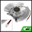 Wing Shaped VGA Universal Video Card Heatsinks Cooler Cooling Fan
