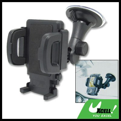 Phone PDA GPS Car Windshield Vent Mount Universal Holder