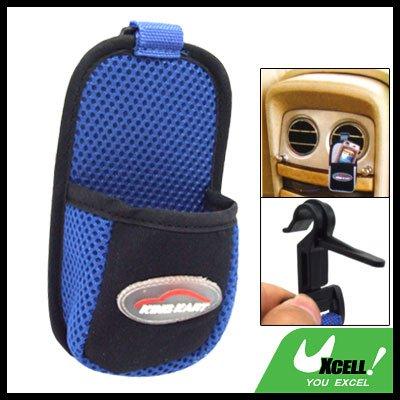 Car Air Vent Storage Pocket Bag Holder for iPod iPhone 3G