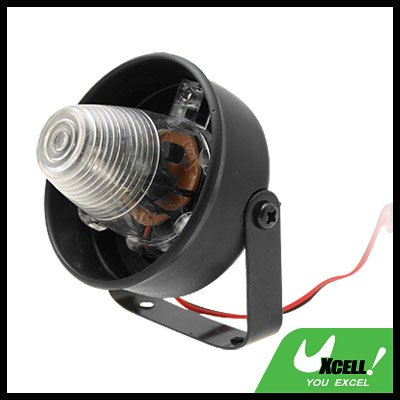 Small Electronic 3 Tone Sound Car Alarm Siren Horn (FOX-669)