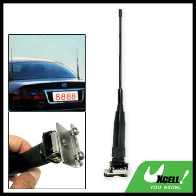 Auto Car Angle Adjustable Black Anti Static Electricity Decorative Antenna (HF-24)